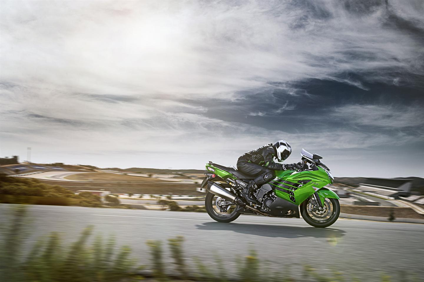 Kawasaki ZZR 1400 ABS Performance Sport 2017