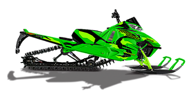 Снегоход Arctic Cat M 8000 153`HARDCORE MC