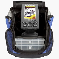 ЭХОЛОТ LOWRANCE HOOK2-4X ALL SEASON PACK